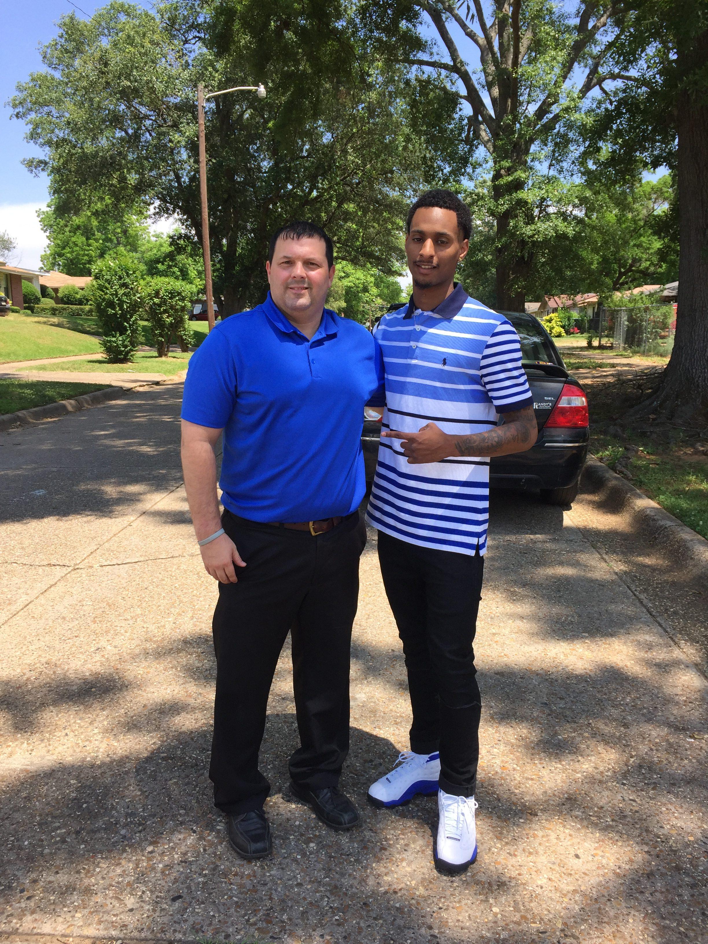 Coach Phillips, Jacob Jennings