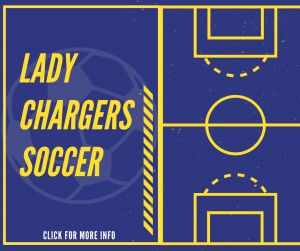 LADY CHARGERS SOCCER